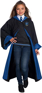 Charades Ravenclaw Student Children's Costume, As Shown, Large