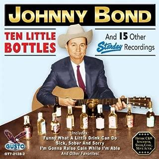 johnny bond ten little bottles