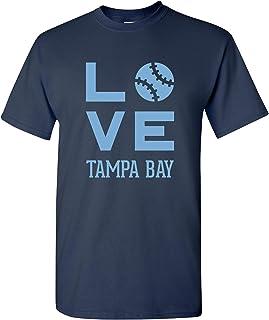 Team Love Baseball - League Team Pride Hometown Majors T Shirt