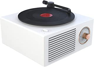 $76 » EODUDO-S Vinyl Record Player Speaker Wireless Portable Mini Steel Retro Atomic Speaker Radio Cassette Recorder Home Audio ...