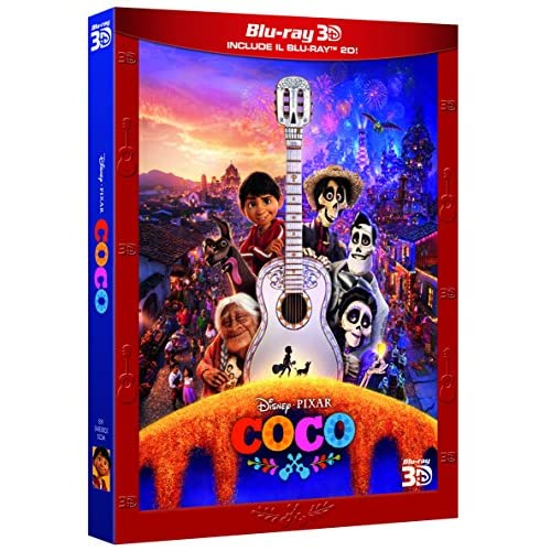 Coco (3 Blu-Ray 3D + 2D);Coco
