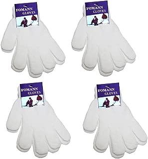 FoMann Toddler Magic Gloves Winter Gloves 4 Pair