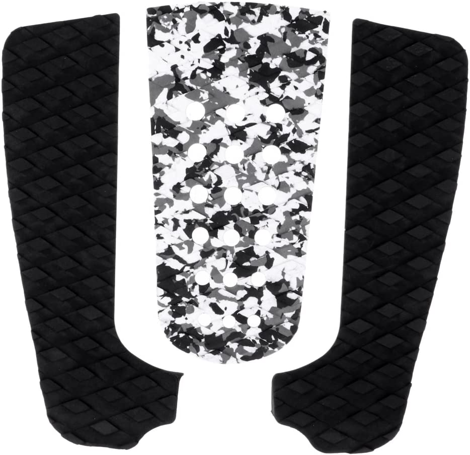 TOOYFUL 3pcs Max 79% OFF EVA low-pricing Surfboard Traction Pad Grips for Deck S Surfing