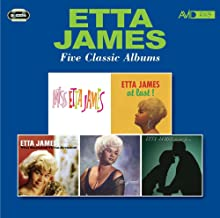 Miss Etta James / At Last / Second Time Around / Etta James / Sings For Lovers