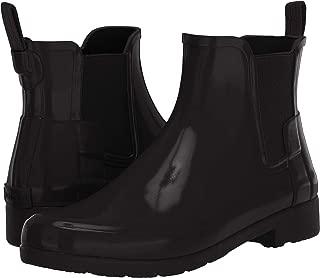 Hunter Womens Original Refined Chelsea Wellington Boots