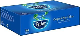 Tetley Original Black Tea - 100 Tea Bags, 170 g