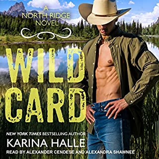 Wild Card     North Ridge Series, Book 1              By:                                                                                                                                 Karina Halle                               Narrated by:                                                                                                                                 Alexander Cendese,                                                                                        Alexandra Shawnee                      Length: 8 hrs and 12 mins     20 ratings     Overall 3.9