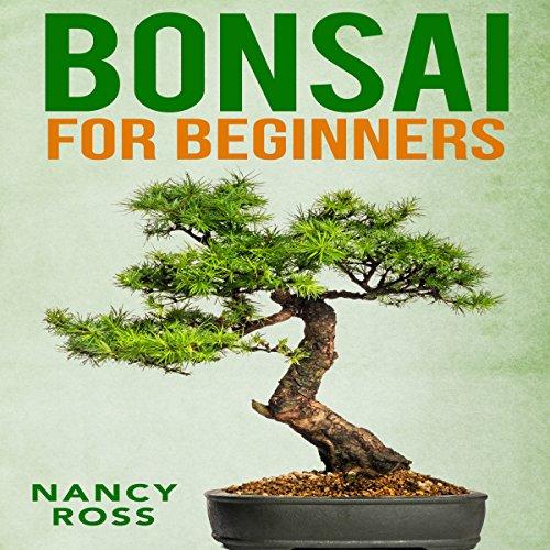 Bonsai for Beginners audiobook cover art