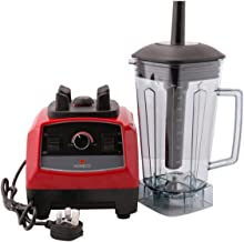 Homeco Electric Blender Stanless steel , Red Color 07-99-13-005