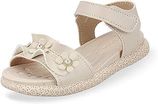 Hoylson Sandales de Bébé Fille Bout Ouvert Enfants Chaussures d'été pour 1-6 Ans