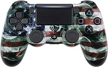 American Flag Ps4 Custom UN-MODDED Controller Exclusive Unique Design