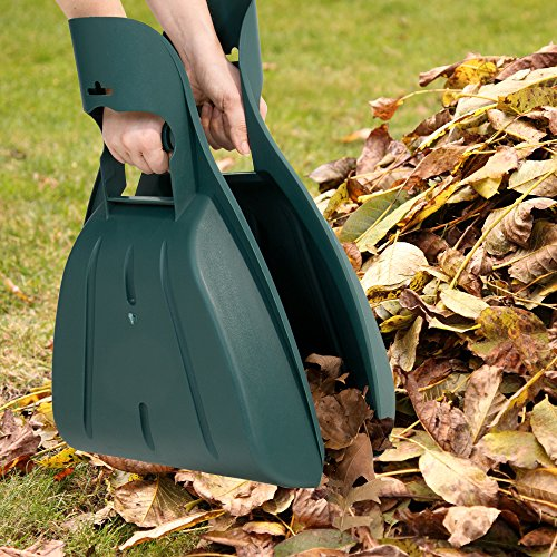 Best leaf rake - Pure Garden 50-114 Durable Gorilla Pesticide for Scooping Leaves, Spreading Mulch, Medical Surgical mask,Yard Work Leaf Grabber Hand Rake Claw-Lightweight, unknown