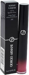 Giorgio Armani Ecstasy Lacquer Liquid Lipstick - 502 Boudoir, 6 ml