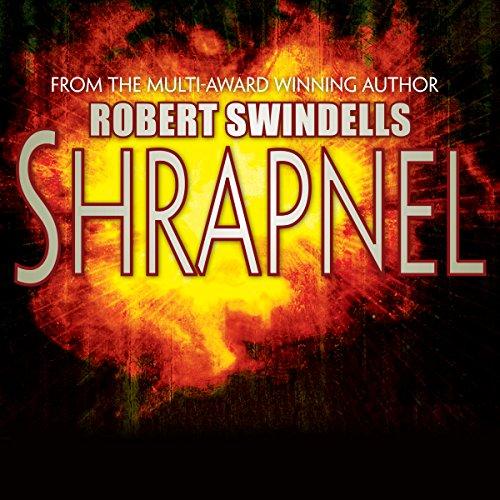Shrapnel audiobook cover art