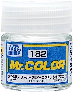 Mr.カラー C182 スーパークリアー つや消し