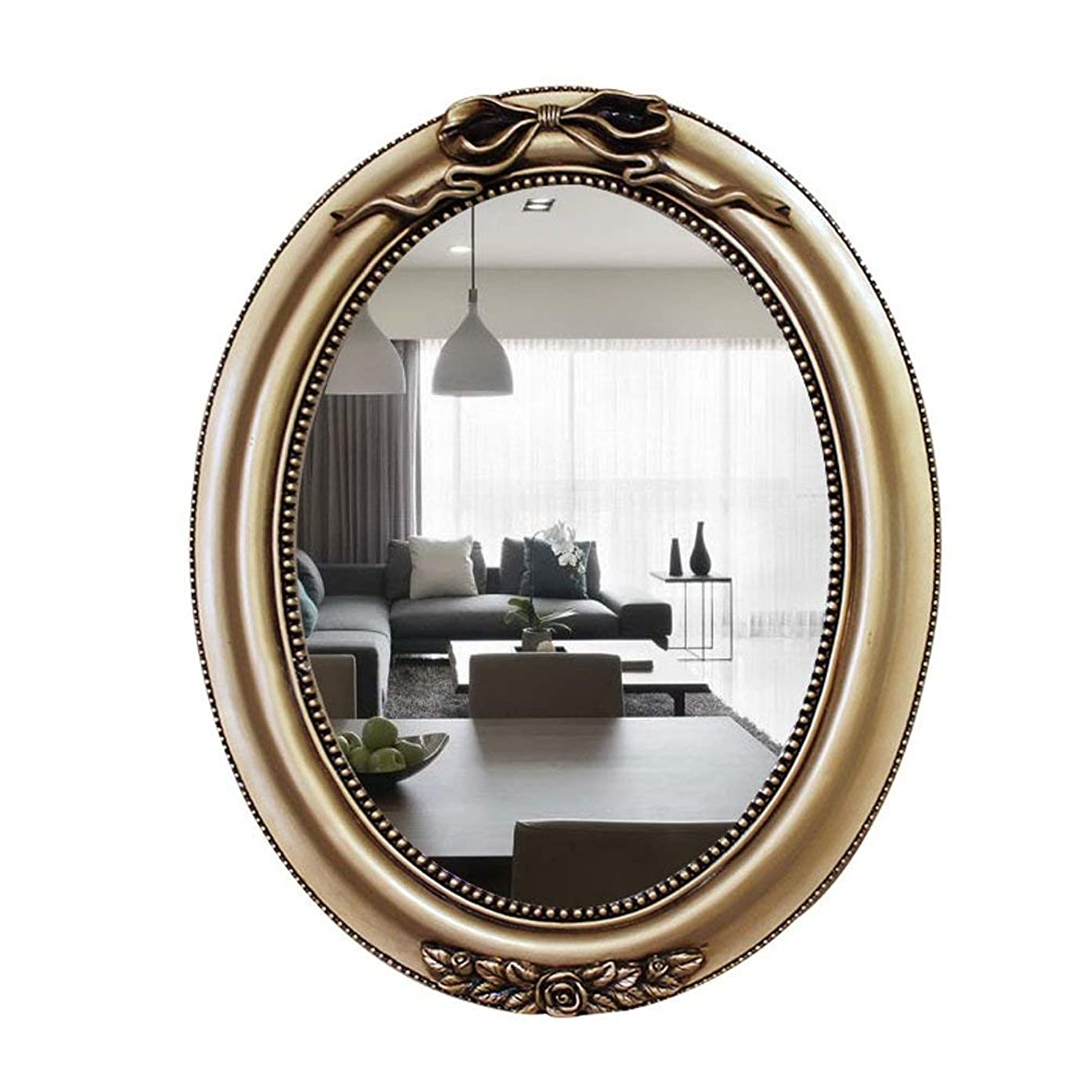 団結する団結するスカイWGWミラーのバスルームミラー、装飾的なミラー壁掛け化粧鏡化粧鏡小さなバスルームミラー(色:B)化粧鏡