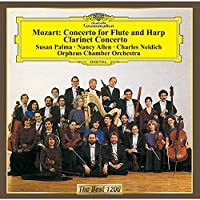 Mozart: Clarinet Concerto. Concerto by Orpheus Chamber Orchestra (2015-05-20)