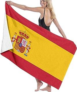 Amazon.es: bandera españa - Toallas de playa / Toallas: Hogar y cocina