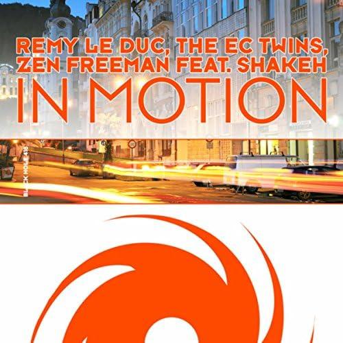 Remy Le Duc, The EC Twins & Zen Freeman feat. Shakeh