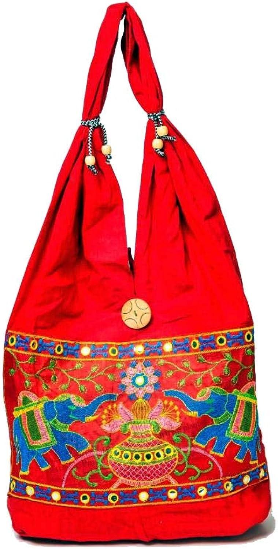 Indian Wholesale 50 pc lot Bulk Mandala Ombre Hippie Assorted Bag Tribal Boho Shoulder & Handbag Ethnic Cotton Messenger Carry Bag With Shoulder Strap Tote Purse For Ladies by Craft Place CAD-17
