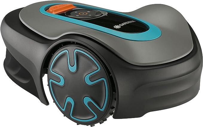 GARDENA SILENO Minimo - Fully Automatic Robotic Lawnmower with Bluetooth App