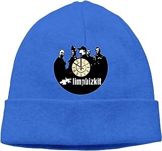 リンプ?ビズキット Limp Bizkit ロゴ 男性用と女性用のヘッドギア