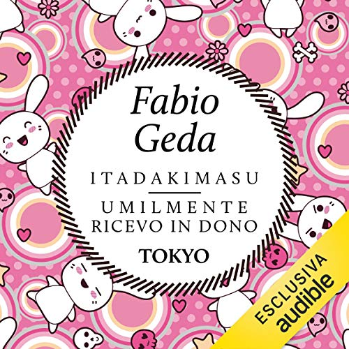 Itadakimasu audiobook cover art