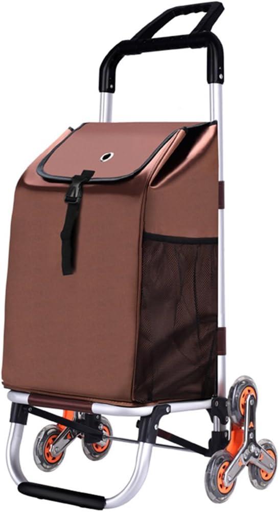 XingKunBMshop Bargain sale Aluminum Alloy Max 62% OFF Folding Climbing Portable Shopping
