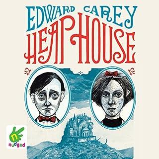 Heap House audiobook cover art