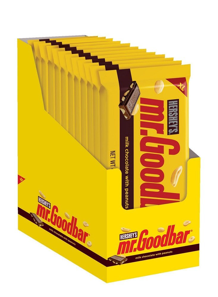 MR. GOODBAR Chocolate Candy Bar with Pack of Ounce Very popular 4.4 low-pricing Peanuts