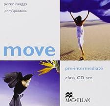 Maggs, P:  Move Pre Intermediate Class CDx2: Class Audio CDs