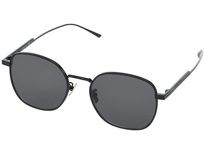 Bottega Veneta  BV1014SK (Black) Fashion Sunglasses