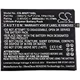 Replacement Battery for Wiko Upulse, Upulse Lite, View Prime