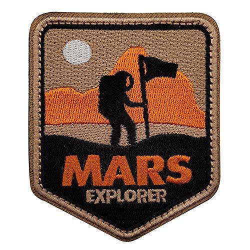 WZT Space Patch - Mars Explorer Patch NASA Patch