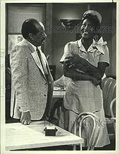1986 Press Photo Sherman Hemsley, Paula Kelly actors star in