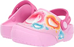 CrocsFunLab Heart Lights Clog (Toddler/Little Kid)
