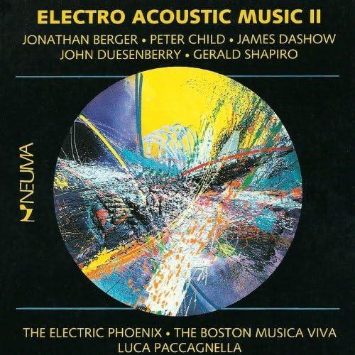 Electric Phoenix, Luca Paccagnella & The Boston Musica Viva