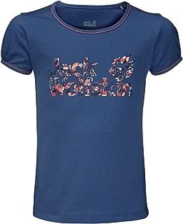 Jack Wolfskin Girl's Brand T-Shirt
