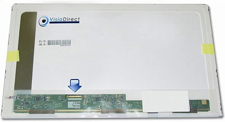 Bildschirm LCD Display 15 6 quot LED WXGA 1600x900 typ LP156WD1 TP B1 f r Laptop Visiodirect Schätzpreis : 58,90 €
