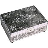 Tarot–para joyería.–Tarot de y joyas kistchen Lotus–Tarjetas, joyas, pequeños tesoros––Bote para–Cute Nails