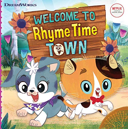 Welcome to Rhyme Time Town