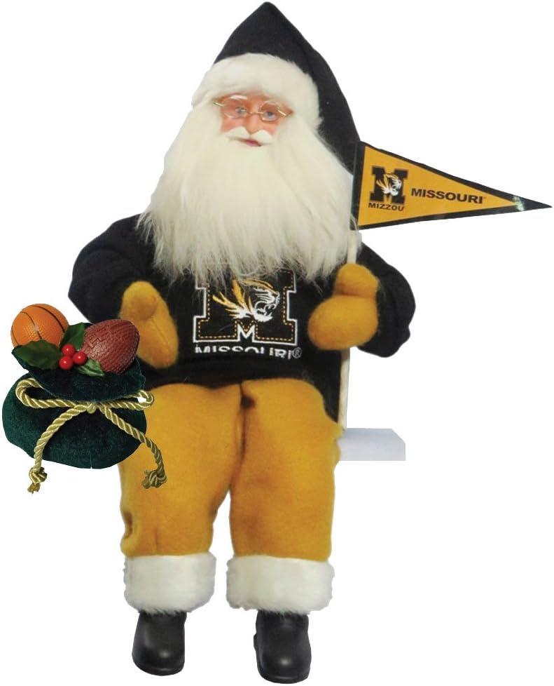 Santa's Workshop MOT040 Missouri Ranking TOP15 Milwaukee Mall Animated Musical Figurine Santa