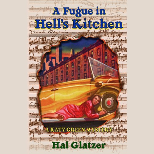 A Fugue in Hell's Kitchen audiobook cover art