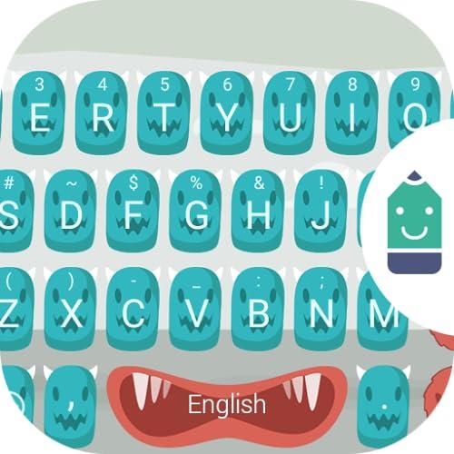 Little Monster Theme&Emoji Keyboard