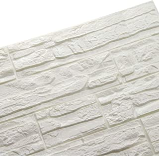 LEISU PE de Espuma de 3D Wallpaper DIY Pegatina de pared