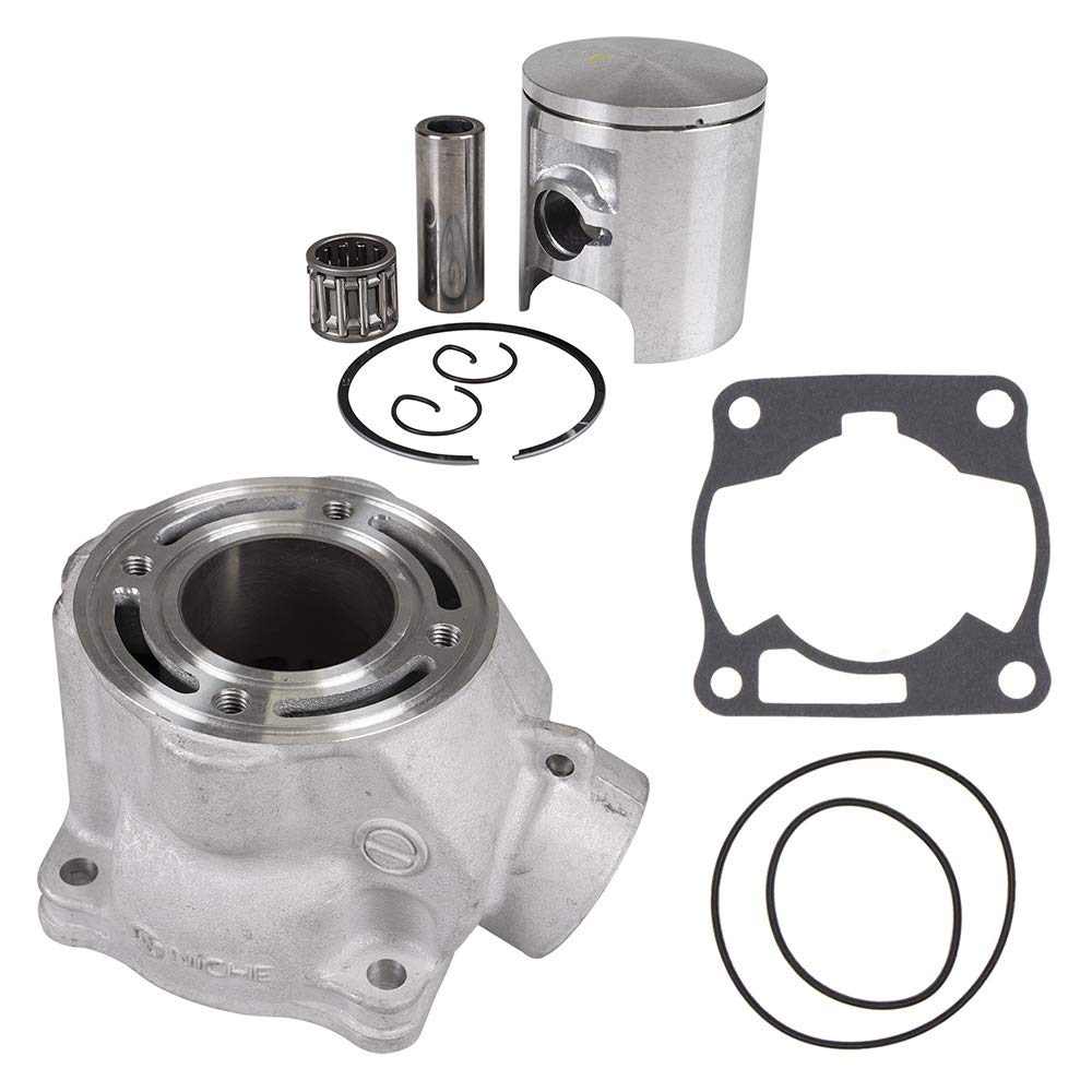 NICHE Base Gasket and O-Ring Kit For Yamaha 93210-56459-00 YZ80 YZ85 4ES-11351-00-00 93210-84724-00