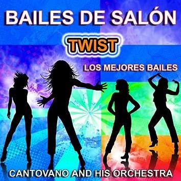Bailes de Salón : Twist - Los Mejores Bailes (Ballroom Dancing)