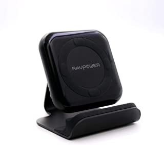 RavPower 10W Fast Wireless Charger Stand QI for iPhone 8 8 Plus X