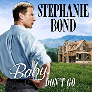 Baby, Don't Go audiobook cover art