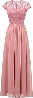 Best plus size chiffon gown Reviews